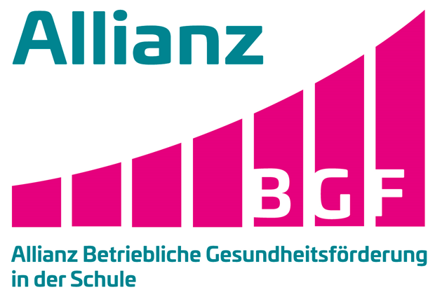 Allianz BGF in Schulen Logo